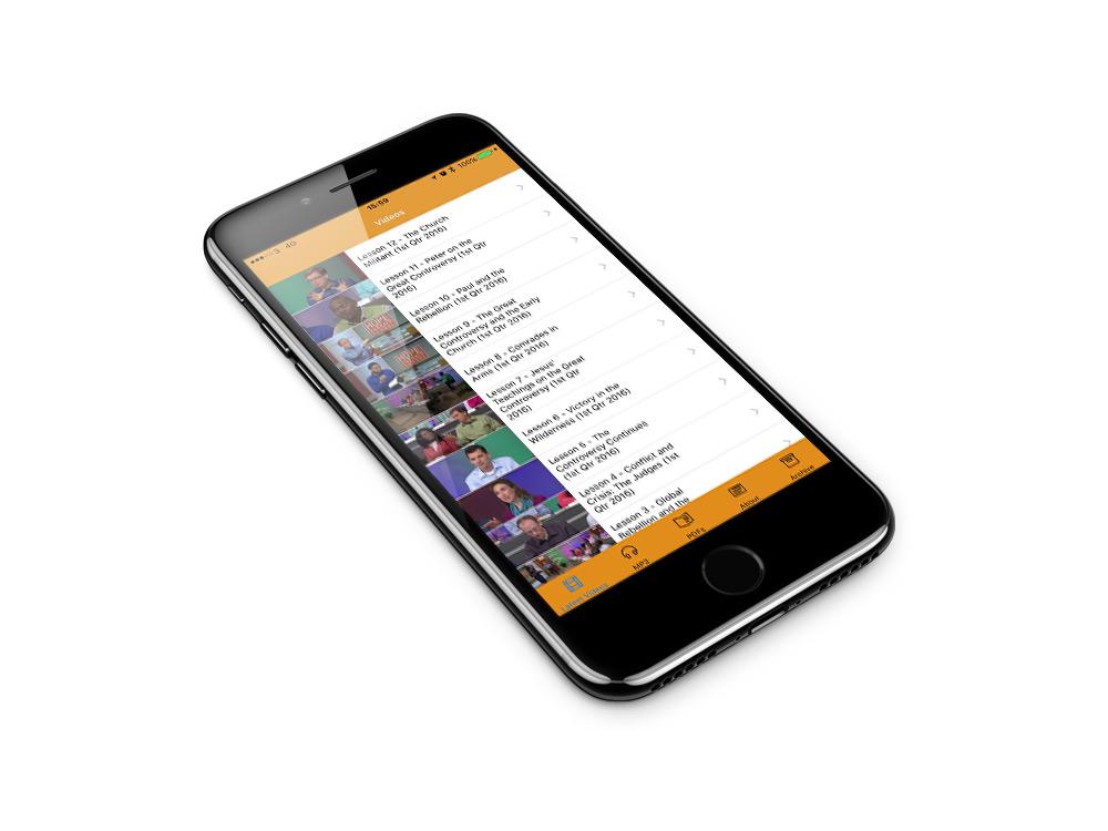 Hope Sabbath School iOS App