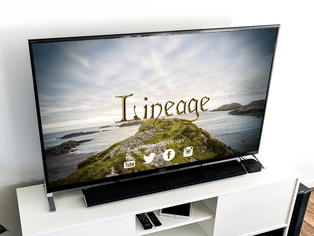 Lineage Journey Apple TV app