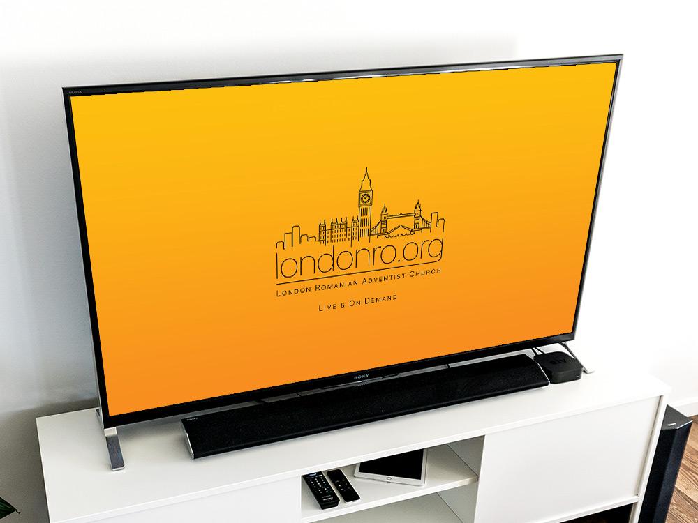 LondonRo Apple TV App
