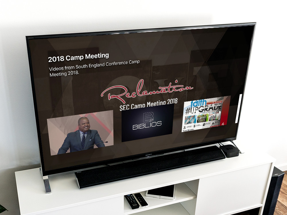 SECmedia Apple TV App